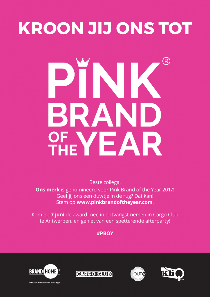 Pink Brand of the Year