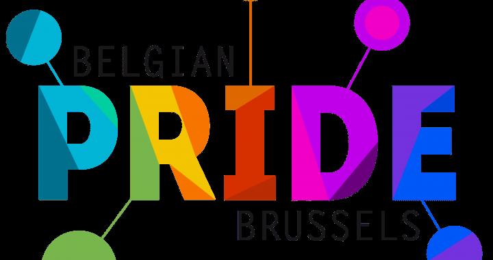 Logo Belgian Pride 2018